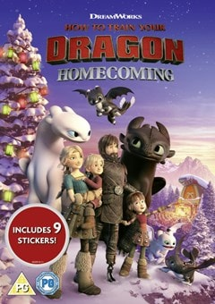 How to Train Your Dragon Homecoming - 1