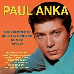 The Complete US & UK Singles As & Bs: 1956-62 - 1