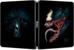 Venom (hmv Exclusive) Limited Edition 4K Ultra HD Steelbook and Pop! Vinyl Box Set - 3