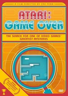 Atari - Game Over - 1