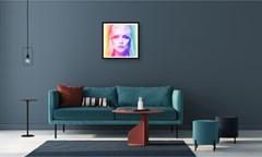 Debbie Harry: Rainbow: Limited Edition Fine Art Print By Veebee - 2