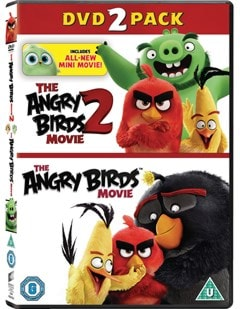 The Angry Birds Movie 1&2 - 2