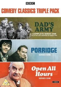 BBC Comedy Classics Triple Pack - 1