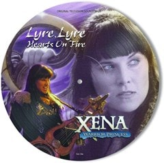 Xena: Warrior Princess - Lyre, Lyre Hearts On Fire - 1