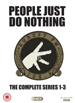 People Just Do Nothing: Series 1-3 - 1