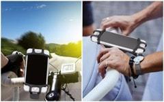 Vivanco Smartphone Bike Mount - 4