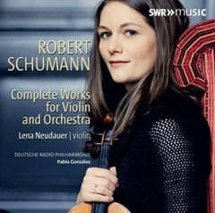 Robert Schumann: Complete Works for Violin and Orchestra - 1