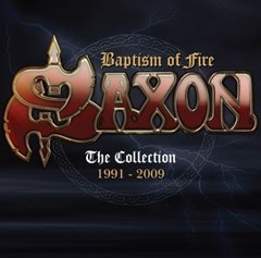 Baptism of Fire: The Collection 1991-2009 - 1