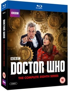 Doctor Who: The Complete Eighth Series - 2
