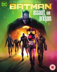 Batman: Assault On Arkham - 1