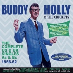 The Complete US & UK Singles As & Bs 1956-62 - 1