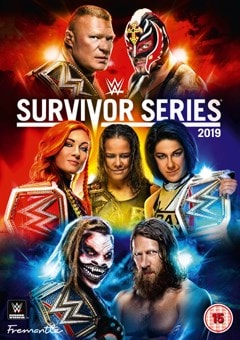 WWE: Survivor Series 2019 - 1