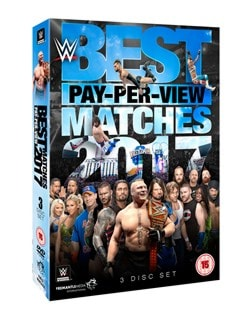 WWE: Best PPV Matches 2017 - 1