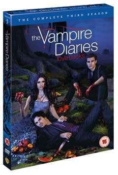 The Vampire Diaries: The Complete Third Season - 2