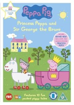 Peppa Pig: Princess Peppa and Sir George the Brave - 1