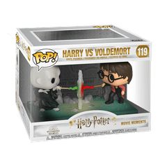 Harry vs Voldemort (119) Harry Potter Pop Vinyl Moments - 2