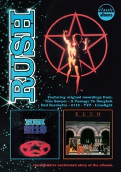 Rush: 2112/Moving Pictures - 1