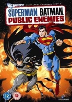 Superman. Batman. Public Enemies - 1