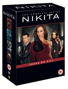 Nikita: The Complete Series - 2