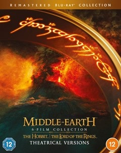 Middle-Earth: 6-film Collection - 1