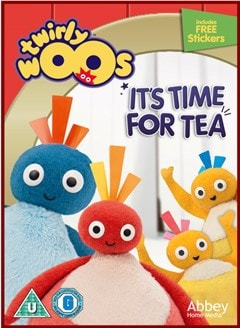 Twirlywoos: It's Time for Tea - 1
