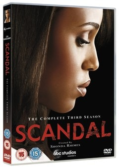 Scandal: The Complete Third Season - 2