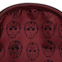 Friday the 13th: Jason Mask Mini Loungefly Backback - 4