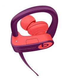 Beats By Dr Dre Powerbeats Wireless 3 Pop Magenta Sports Earphones - 4