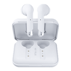 Happy Plugs Air1 Plus White Earbud True Wireless Bluetooth Earphones - 2