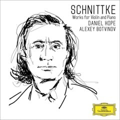 Schnittke: Works for Violin and Piano - 1