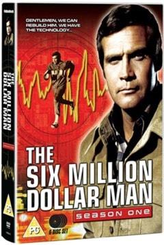 The Six Million Dollar Man: Series 1 - 1