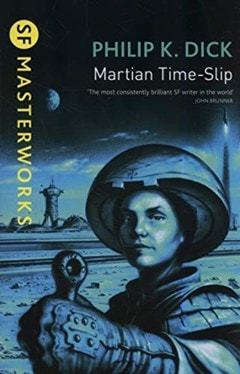 Martian Time Slip - 1