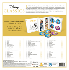 Disney Classics: Complete 57 Movie Collection - 5