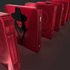 V for Vendetta Titans of Cult Limited Edition 4K Steelbook - 3