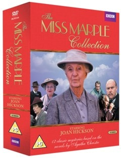 Agatha Christie's Miss Marple: The Collection - 2