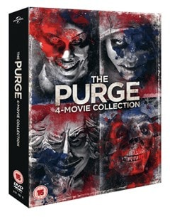 The Purge: 4-movie Collection - 2