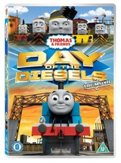 Thomas & Friends: Day of the Diesels - The Movie - 1