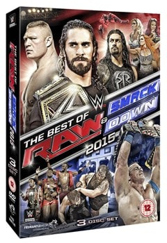 WWE: The Best of Raw and Smackdown 2015 - 1