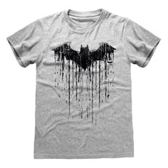 Batman Dripping Logo (Small) - 1