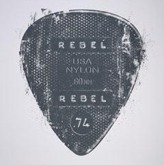 David Bowie: Rebel Rebel: Limited Edition Fine Art Print By R-W Studio - 1
