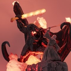 The Lord of the Rings: Balrog vs Gandalf Light - 4