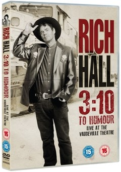 Rich Hall: 3:10 to Humour - 2