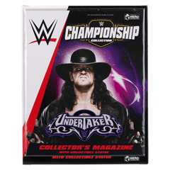 The Undertaker: WWE Championship Figurine: Hero Collector - 4