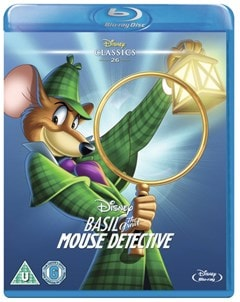 Basil the Great Mouse Detective - 3