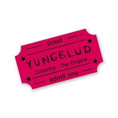 Yungblud - Weird! - Coventry Empire e-Ticket - 1