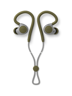 Jays M-Six Moss/Green Sports Bluetooth Earphones - 2