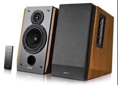 Edifier R1600TIII Wood Active Bookshelf Speakers - 1