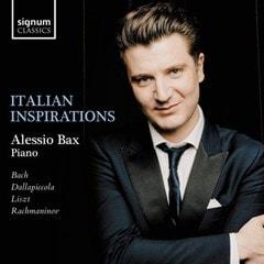 Alessio Bax: Italian Inspirations - 1