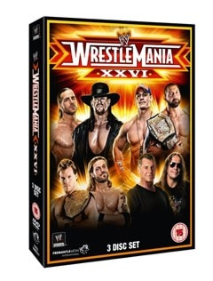 WWE: Wrestlemania 26 - 2