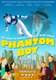 Phantom Boy - 1